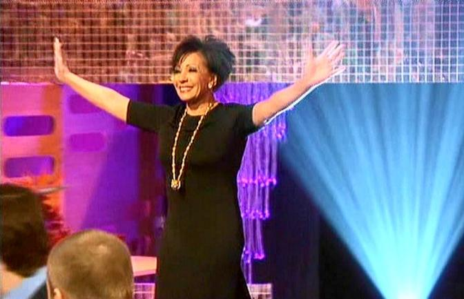 DSB on Graham Norton -2009-