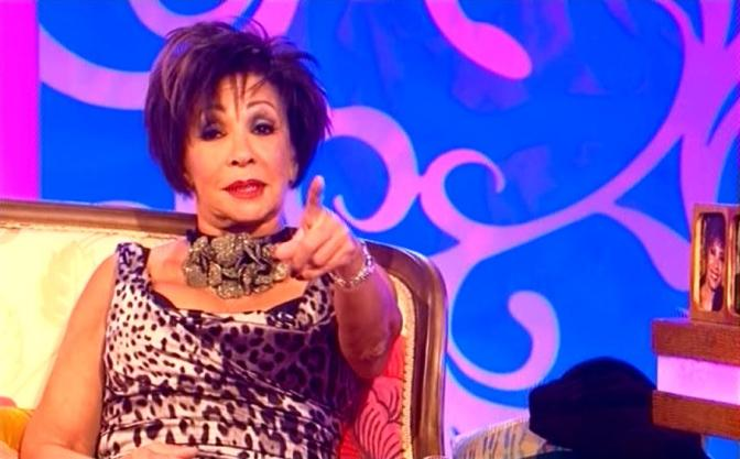 DSB ON THE PAUL O'GRADY SHOW -2009-