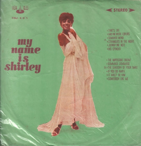 SB - My Name Is Shirley - Asia
