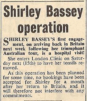 1961 AN NMEBassey7thApril
