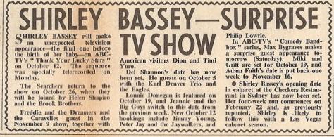 1963 AD NMEBassey27thSept2