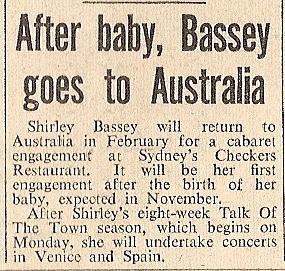 1963 BF NMEBassey10thMay