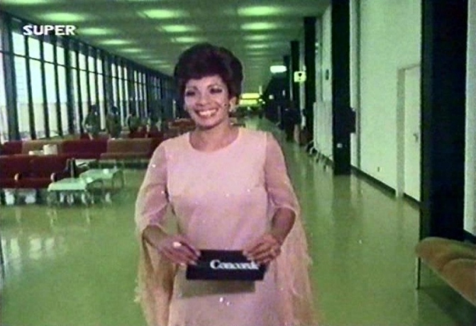 DSB on the Concorde