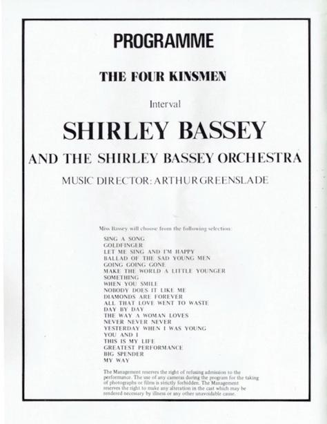 SB - 1975 Australia Programme _ 3