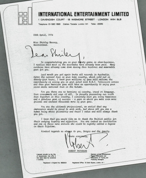 SB - 1976 UK Programme 12