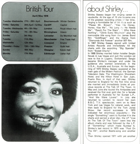 SB - 1976 UK Programme 7