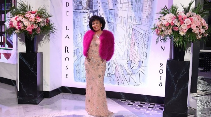 DSB At Rose Ball Monte Carlo 2018
