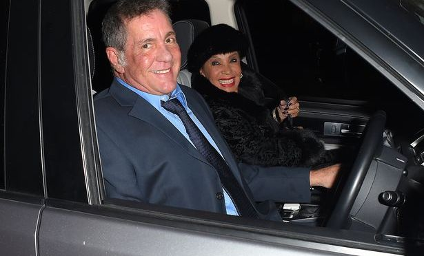 Final public images of Dale Winton – All smiles after night out with DSB