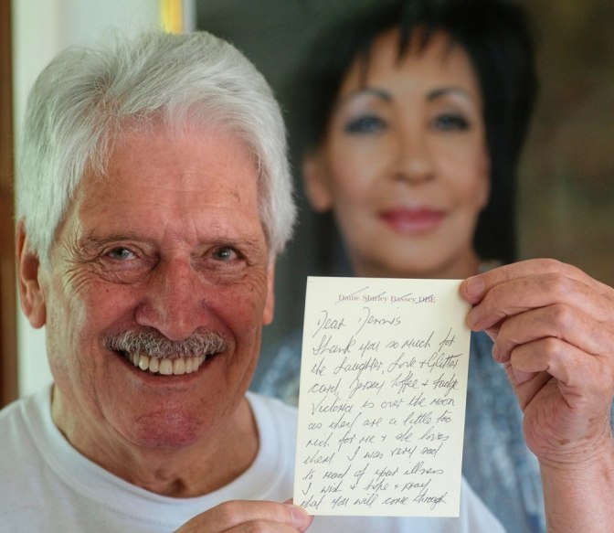 A letter from DSB for Dennis