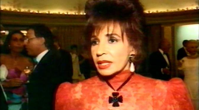 DSB at the opening night of Fiddler On The Roof -1994-