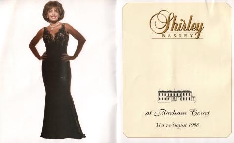 SB - Barham Court Programme 2 - UK