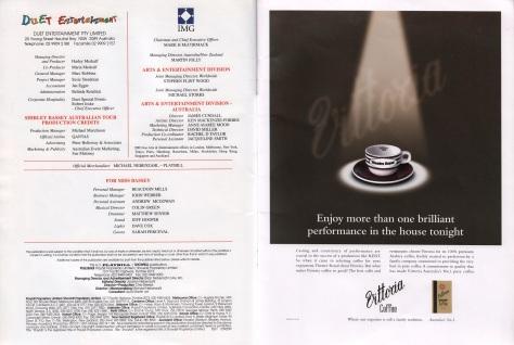 Australia 1999 Programme 26_stitch