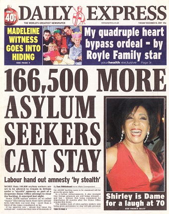 2007 daily express