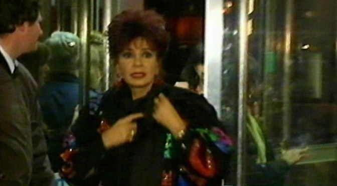 DSB on London Tonight -1993-
