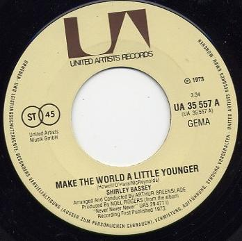 make the world a llittle younger - centre