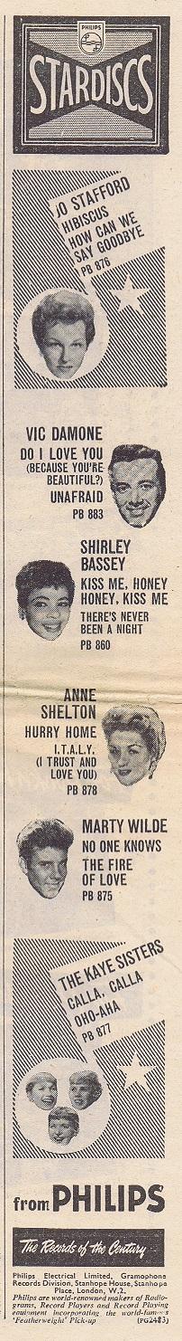 1958 AI NMEBassey19thDec
