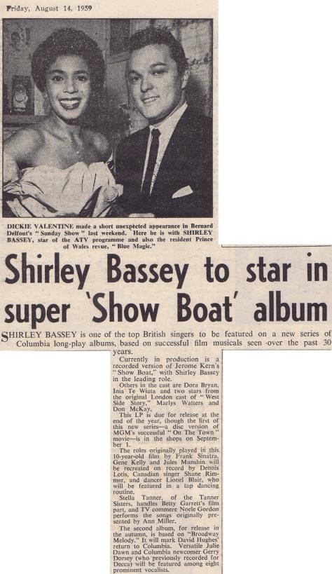 1959 AG NMEBassey14thAug