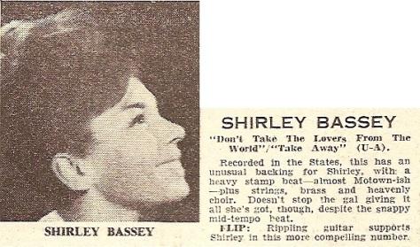 1966 BQ NMEBassey27thMay2