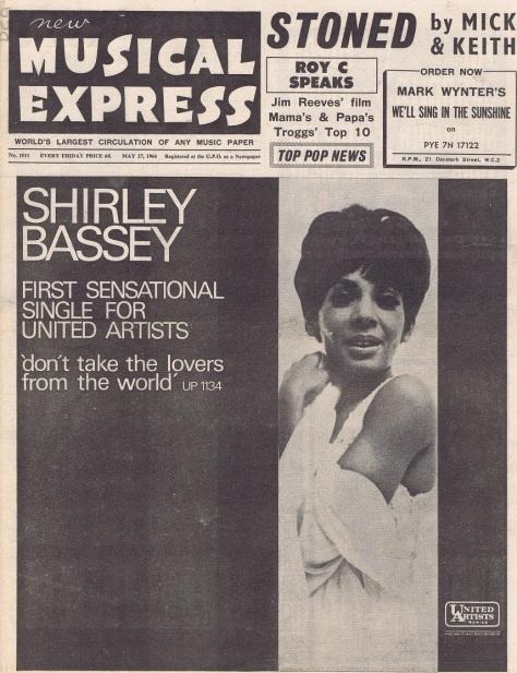 1966 C NMEBassey27thMayA3Cover (blog)