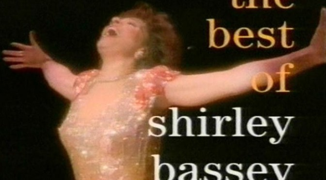 COMMERCIAL FOR THE BEST OF SHIRLEY BASSEY COMPILATION ALBUM -1992-