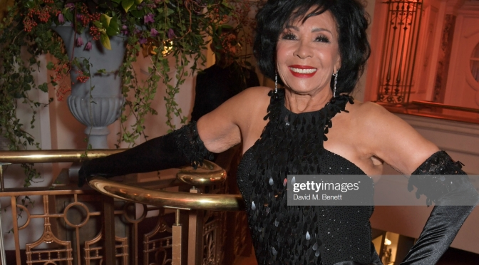 Latest Photo's of Dame Shirley Bassey