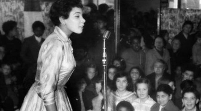 Programme 1956 -London Coliseum-