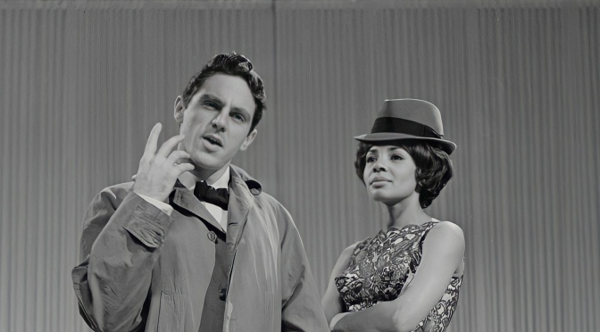 Shirley Bassey on 1960 Anthony Newley Show