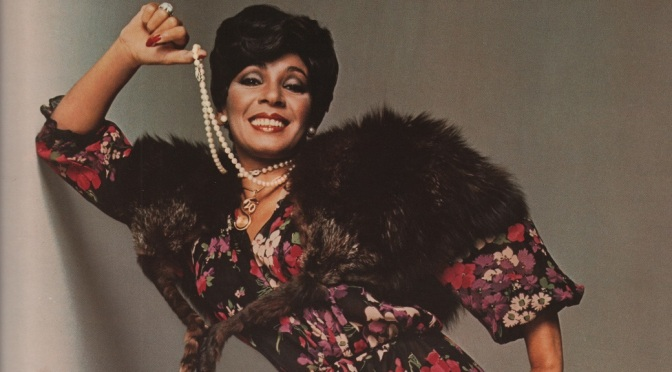 Dame Shirley Bassey in Queen documentary