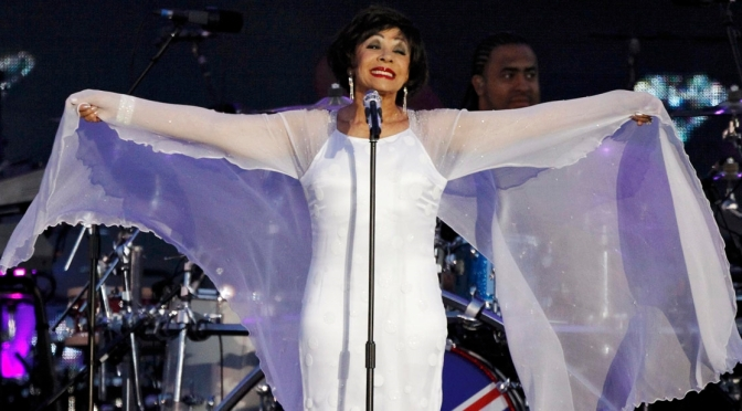 Dame Shirley Bassey performing at the Queen's Platinum Jubilee?…………