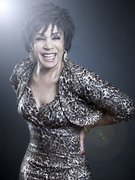 shirley bessay Dazzling in the spotlight as the audience rise to their feet, dame shirley bassey is in her element her incredible voice is made for big numbers including big.