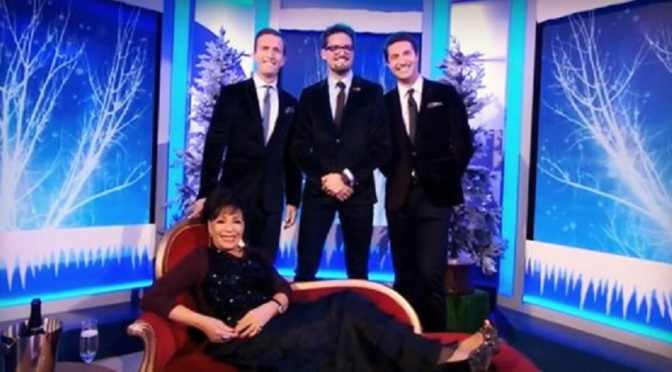 Dame Shirley Bassey appearance on BBC's 'The One Show'